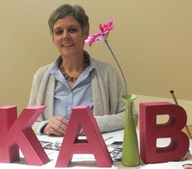 Neue KAB-Referentin für Memmingen und das Unterallgäu