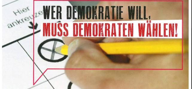 Bündnis für Demokratie und Menschenrechte