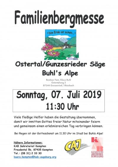 07-19 FamilienBergmesse Plakat.